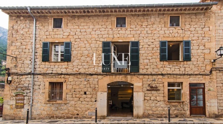 Deia,Mallorca,3 Bedrooms Bedrooms,1 BathroomBathrooms,Apartment,1075