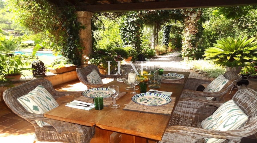 biniaraix soller villa rental holiday home gardens beautiful luxe properties