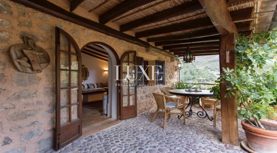 3 Bedrooms, Traditional Townhouse, Vacation Rental, 2 Bathrooms, Deia, Mallorca