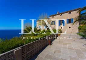 5 Bedrooms, Villa, For sale, 3 Bathrooms, Sea Views, Deia
